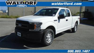 2018 F-150 Super Cab 4x4,  Pickup #WJ6657 - photo 1