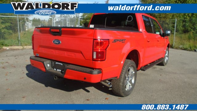 2018 F-150 SuperCrew Cab 4x4,  Pickup #WJ6674 - photo 5
