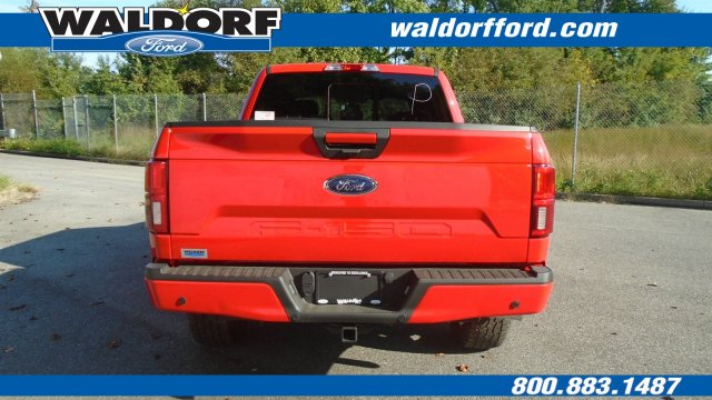 2018 F-150 SuperCrew Cab 4x4,  Pickup #WJ6674 - photo 6