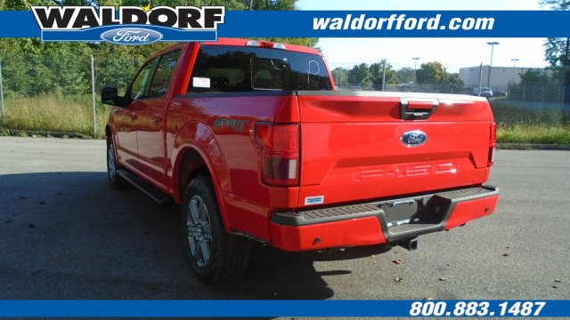 2018 F-150 SuperCrew Cab 4x4,  Pickup #WJ6674 - photo 2
