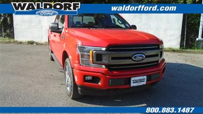 2018 F-150 SuperCrew Cab 4x4,  Pickup #WJ6674 - photo 3