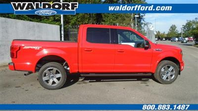 2018 F-150 SuperCrew Cab 4x4,  Pickup #WJ6674 - photo 4