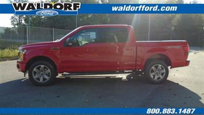 2018 F-150 SuperCrew Cab 4x4,  Pickup #WJ6674 - photo 7