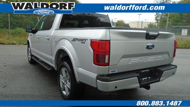 2018 F-150 SuperCrew Cab 4x4,  Pickup #WJ6708 - photo 2
