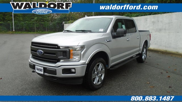 2018 F-150 SuperCrew Cab 4x4,  Pickup #WJ6708 - photo 1