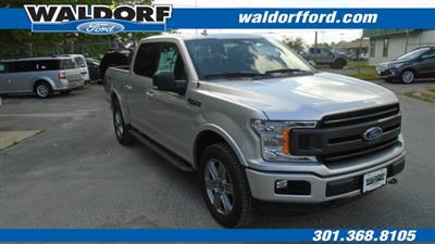 2018 F-150 SuperCrew Cab 4x4,  Pickup #WJ6708 - photo 3