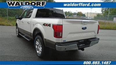 2018 F-150 SuperCrew Cab 4x4,  Pickup #WJ6710 - photo 2