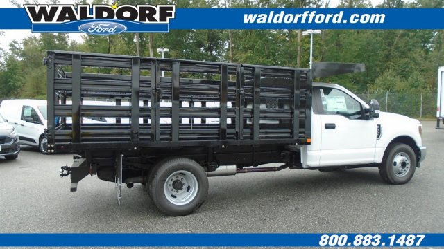 2019 F-350 Regular Cab DRW 4x2,  Stake Bed #WK5097 - photo 5