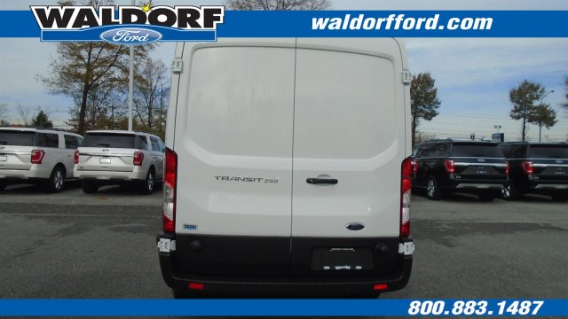 2019 Transit 250 Med Roof 4x2,  Empty Cargo Van #WK5168 - photo 6