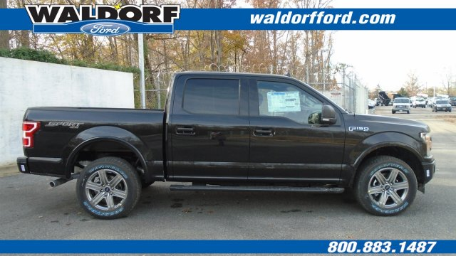 2019 F-150 SuperCrew Cab 4x4,  Pickup #WK5224 - photo 4