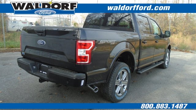 2019 F-150 SuperCrew Cab 4x4,  Pickup #WK5224 - photo 5
