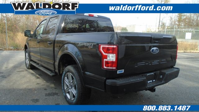 2019 F-150 SuperCrew Cab 4x4,  Pickup #WK5224 - photo 2