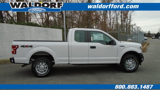 2019 F-150 Super Cab 4x4,  Pickup #WK5265 - photo 4