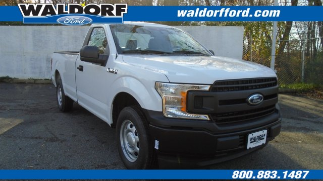 2019 F-150 Regular Cab 4x2,  Pickup #WK5274 - photo 3