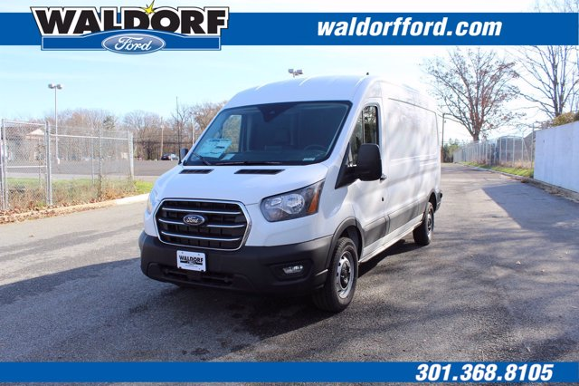 2020 Ford Transit 250 Med Roof RWD, Empty Cargo Van #WL5184 - photo 1