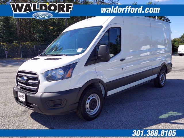 2020 Ford Transit 250 Med Roof RWD, Empty Cargo Van #WL5921 - photo 1