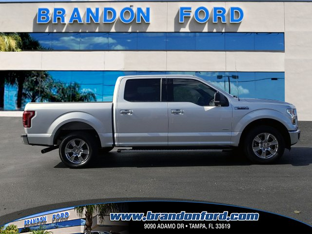 2015 F-150 Crew Cab Pickup #AD3619 - photo 1