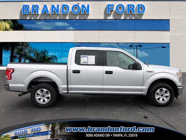 2017 F-150 Super Cab Pickup #AD3674 - photo 1