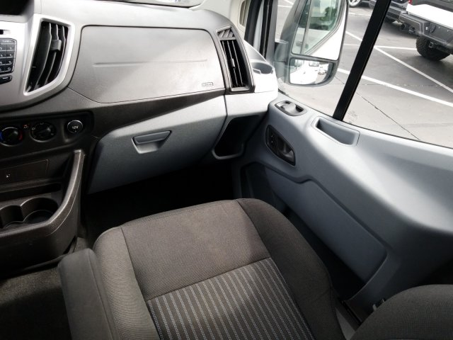 2017 Transit 350 Low Roof 4x2,  Passenger Wagon #AD4605 - photo 16