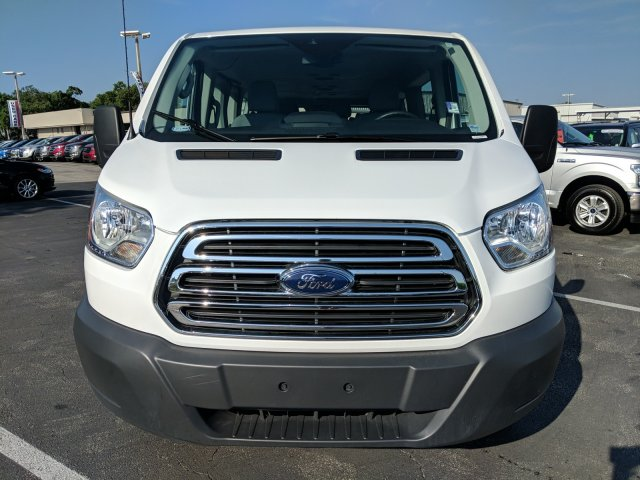 2017 Transit 350 Low Roof 4x2,  Passenger Wagon #AD4675 - photo 6