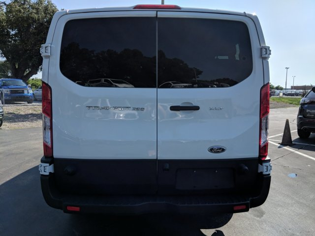 2017 Transit 350 Low Roof 4x2,  Passenger Wagon #AD4692 - photo 3