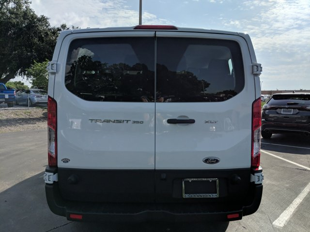 2017 Transit 350 Low Roof 4x2,  Passenger Wagon #AD4695 - photo 4