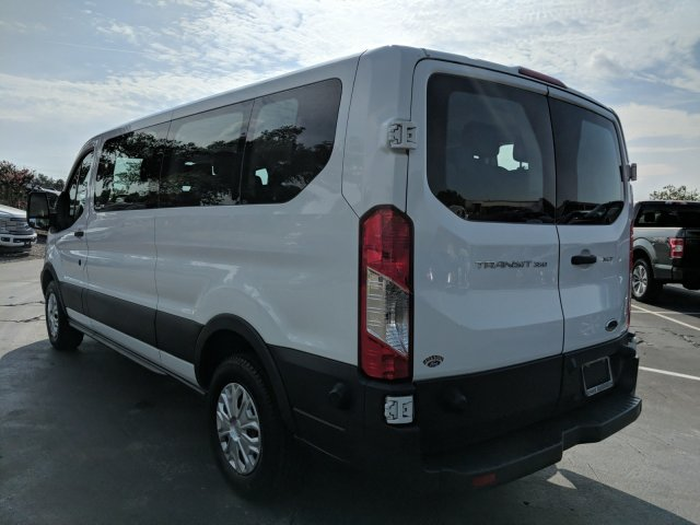 2017 Transit 350 Low Roof 4x2,  Passenger Wagon #AD4695 - photo 2