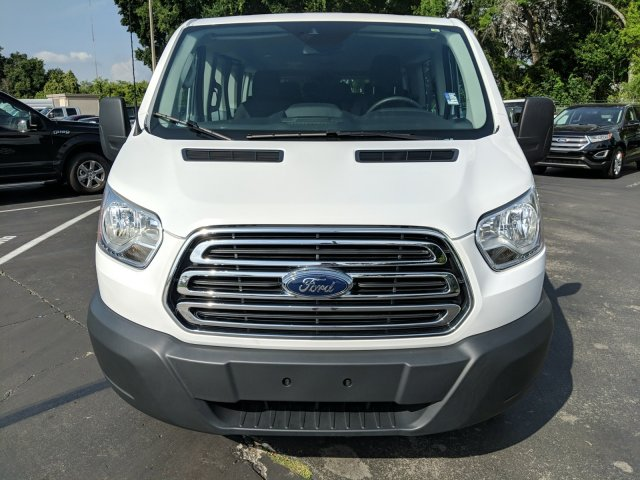 2017 Transit 350 Low Roof 4x2,  Passenger Wagon #AD4695 - photo 6