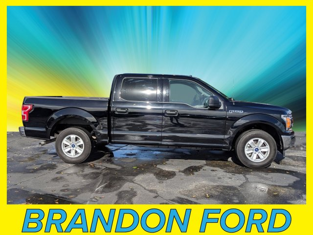 2018 F-150 SuperCrew Cab 4x2,  Pickup #AD5093 - photo 1