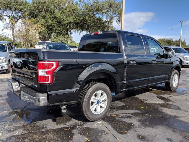 2018 F-150 SuperCrew Cab 4x2,  Pickup #AD5093 - photo 2