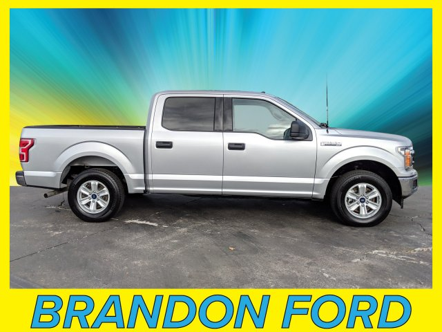 2018 F-150 SuperCrew Cab 4x2,  Pickup #AD5130 - photo 1