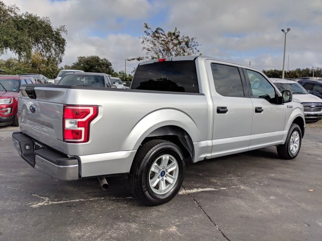 2018 F-150 SuperCrew Cab 4x2,  Pickup #AD5130 - photo 2