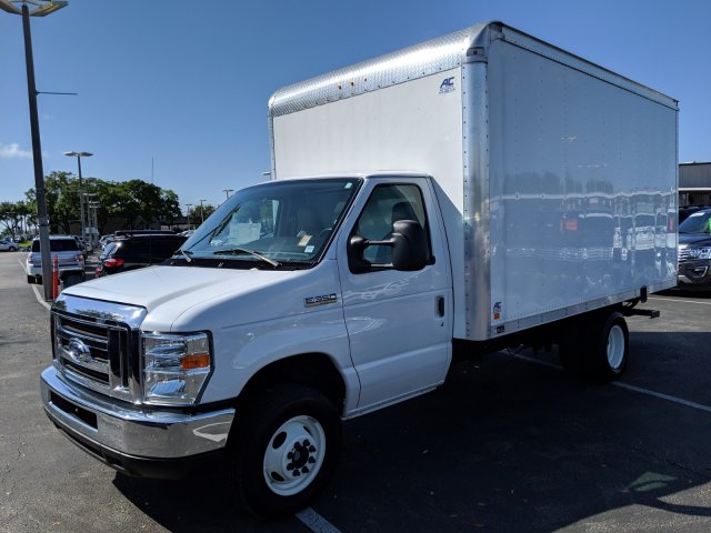 2017 E-350 4x2,  Cutaway Van #AD5152 - photo 5