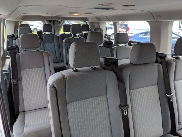 2017 Transit 350 Low Roof 4x2,  Passenger Wagon #CPO5057 - photo 12