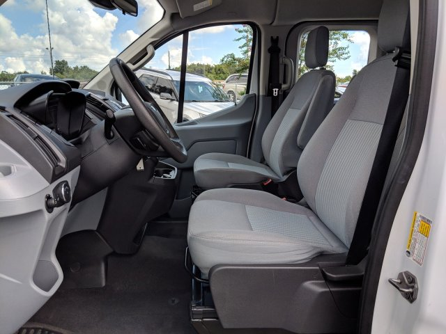 2017 Transit 350 Low Roof 4x2,  Passenger Wagon #CPO5057 - photo 18