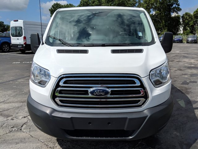 2017 Transit 350 Low Roof 4x2,  Passenger Wagon #CPO5057 - photo 6