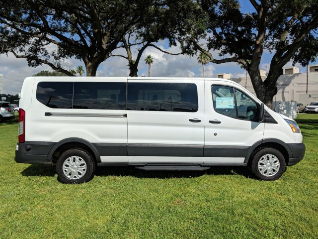 2017 Transit 350 Low Roof 4x2,  Passenger Wagon #CPO5064 - photo 7