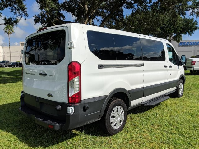 2017 Transit 350 Low Roof 4x2,  Passenger Wagon #CPO5064 - photo 2