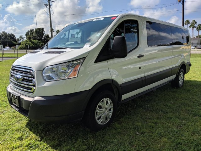 2017 Transit 350 Low Roof 4x2,  Passenger Wagon #CPO5064 - photo 5