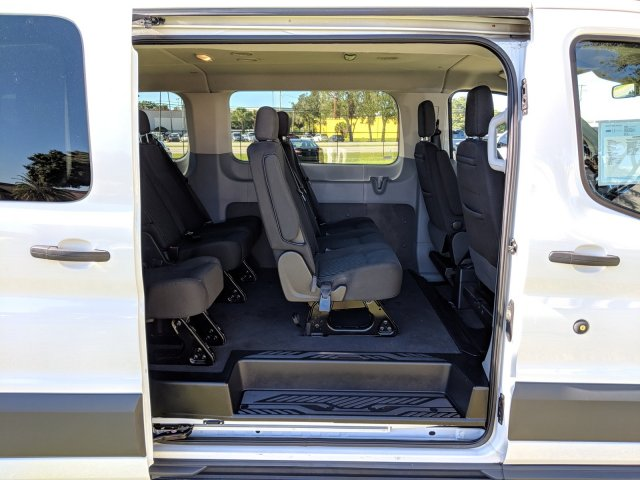 2017 Transit 350 Low Roof 4x2,  Passenger Wagon #CPO5139 - photo 12