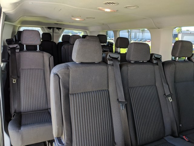 2017 Transit 350 Low Roof 4x2,  Passenger Wagon #CPO5139 - photo 13