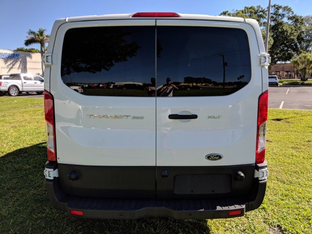 2017 Transit 350 Low Roof 4x2,  Passenger Wagon #CPO5139 - photo 3