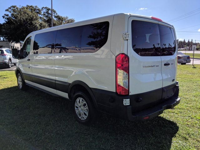 2017 Transit 350 Low Roof 4x2,  Passenger Wagon #CPO5139 - photo 2