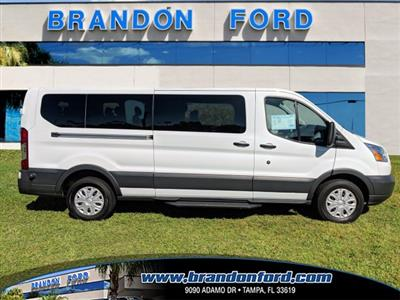 2017 Transit 350 Low Roof 4x2,  Passenger Wagon #CPO5139 - photo 1