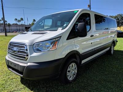 2017 Transit 350 Low Roof 4x2,  Passenger Wagon #CPO5139 - photo 6
