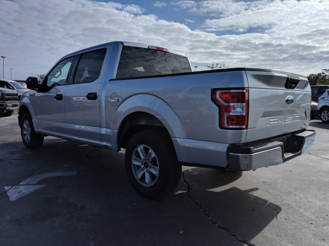 2018 F-150 SuperCrew Cab 4x2,  Pickup #CPO5445 - photo 4