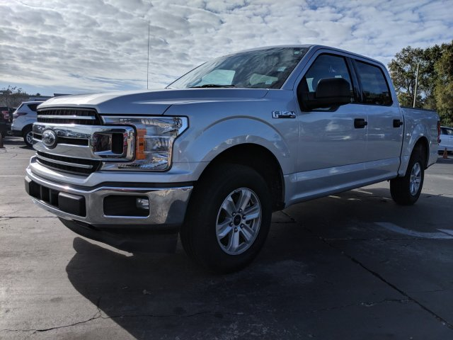 2018 F-150 SuperCrew Cab 4x2,  Pickup #CPO5445 - photo 5