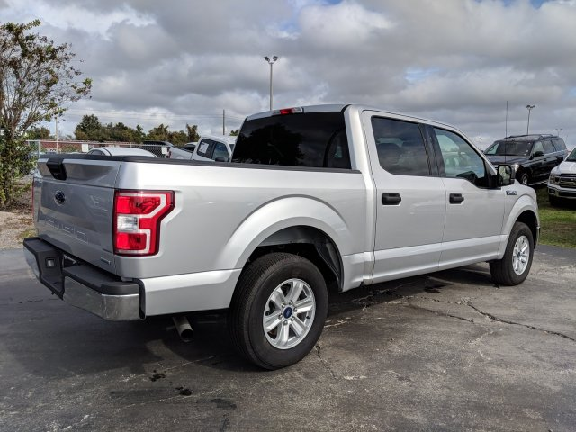 2018 F-150 SuperCrew Cab 4x2,  Pickup #CPO5447 - photo 2