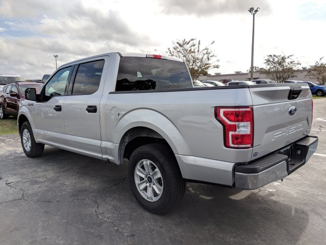 2018 F-150 SuperCrew Cab 4x2,  Pickup #CPO5447 - photo 4