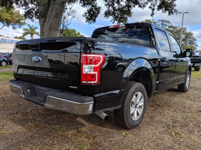 2018 F-150 SuperCrew Cab 4x2,  Pickup #CPO5470 - photo 2